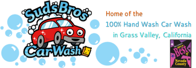 Suds Bros Car Wash Grass Valley